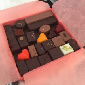 Assortment of Chocolates from Bottega Louie