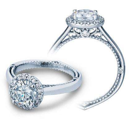 Infinity Solitaire Engagement Rings