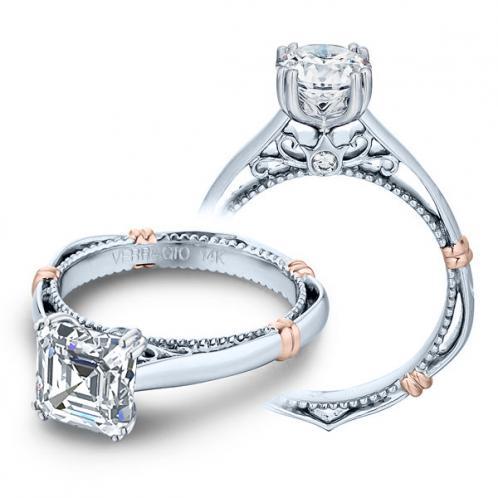 Verragio Parisian Solitaire Designer Engagement Ring