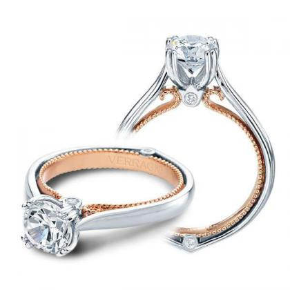 Verragio Solitaire Engagement Rings