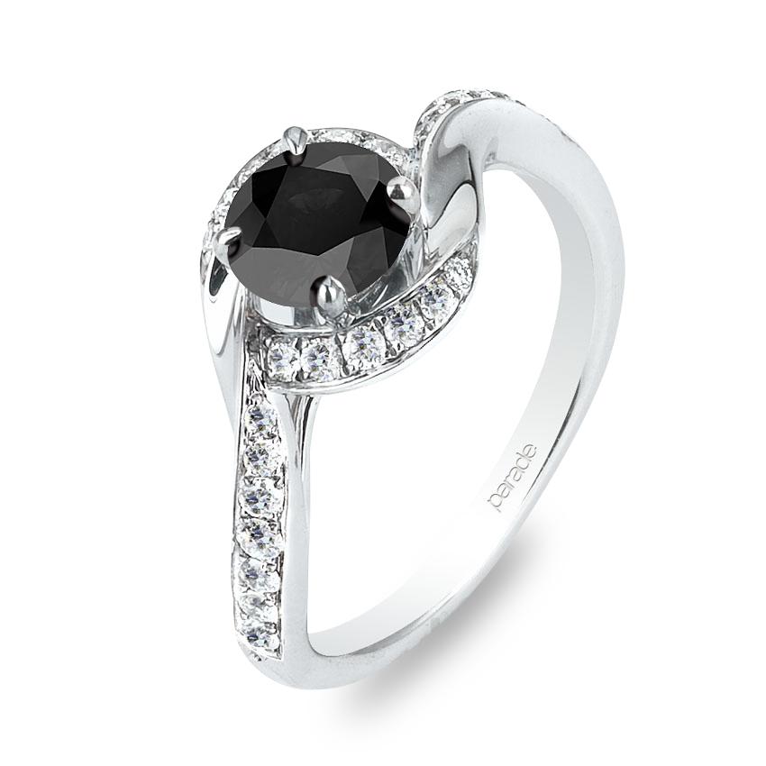 Twist Pave Diamond Hemera Bridal R2712/R1