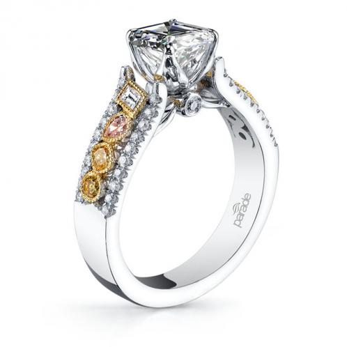 Parade Design Reverie Bridal Lyria Signature Crown Design Pave