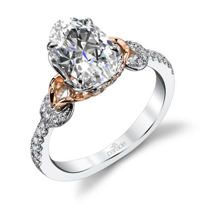 Classic Oval cut Engagement Rings