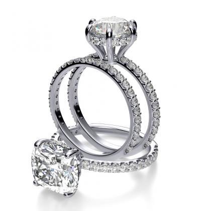 Vintage Bridal Wedding Ring Sets