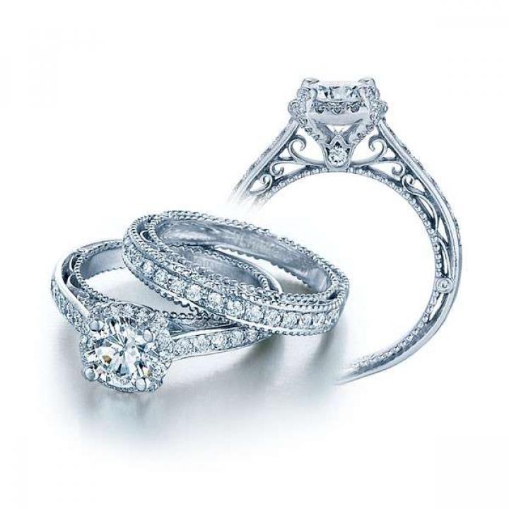 Trendy Bridal Wedding Ring Sets