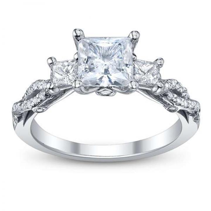 Trendy Engagement Rings