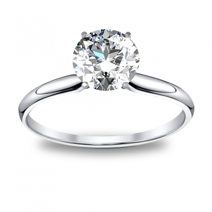 Top25 Solitaire Engagement Rings