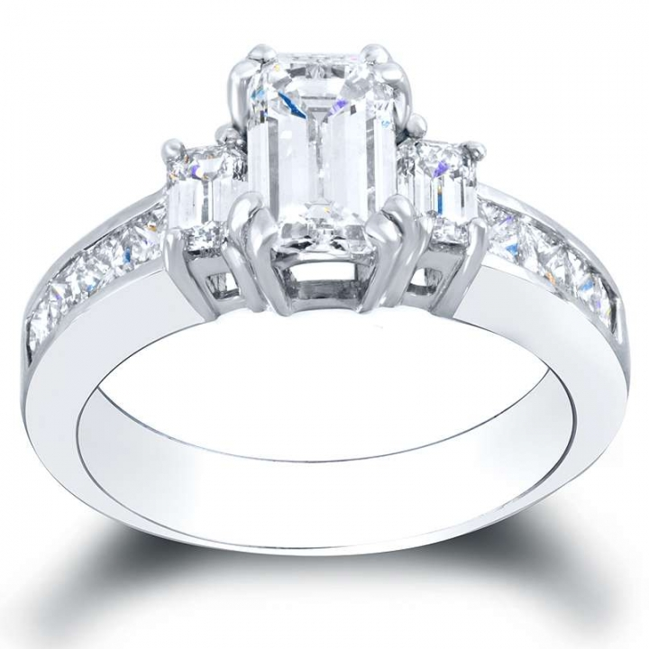 Top25 Channel Set Engagement Rings