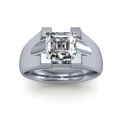 Unusual Solitaire Engagement Rings