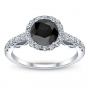 Verragio Insignia Vintage U-Prong Diamond Engagement Ring