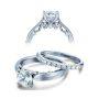 Verragio Solitaire Insignia Designer Diamond Engagement Ring