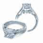 Split Shank Verragio Diamond Engagement Ring