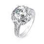 Parade Design Hemera Bridal Halo Marquise Split Shank Ring