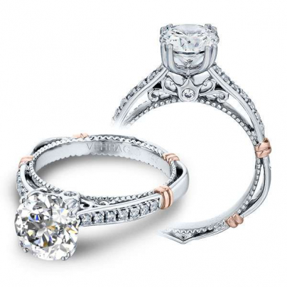 Pattern Engagement Ring Settings