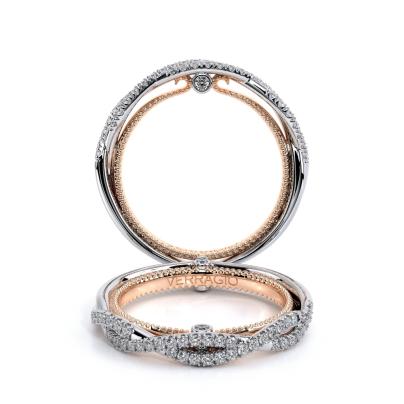 Infinity Bridal Wedding Ring Sets