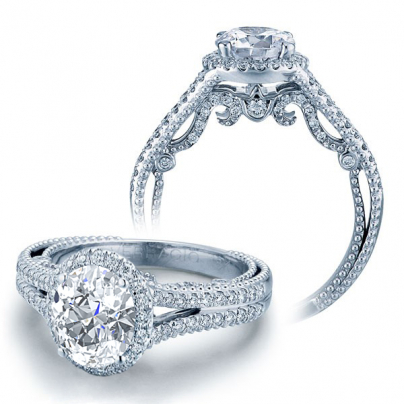 Trendy Oval cut Engagement Rings