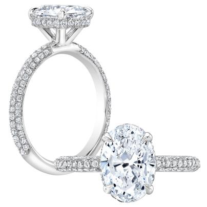 Modern Engagement Ring Settings