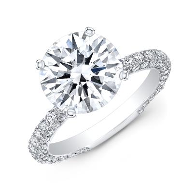 Modern Bridal Wedding Ring Sets