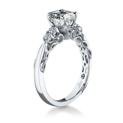 5 Stone Engagement Rings