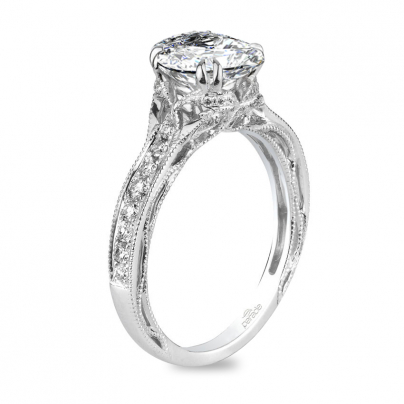Trendy Pear cut Engagement Rings