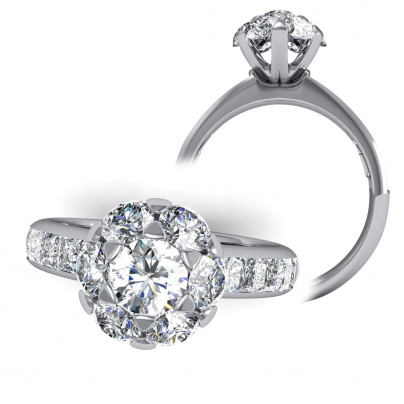 Cluster Channel Set Engagement Rings
