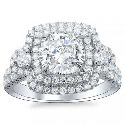 Pattern Engagement Ring Settings