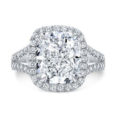 Top25 Split Shank Engagement Rings