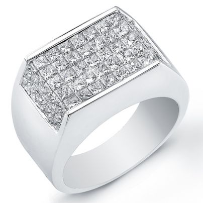 3.75 Ct. Diamond Wedding Band for Men